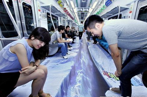 广告主如何选择地铁广告